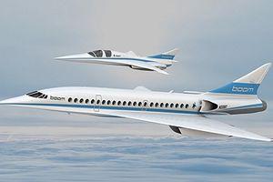 'Hậu duệ Concorde' sẽ cất cánh trong năm 2019?