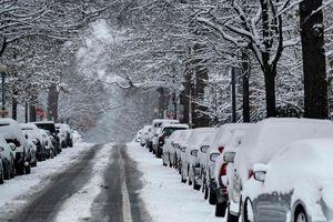 Hình ảnh bão tuyết lớn gây xáo trộn Washington DC và bờ Đông nước Mỹ