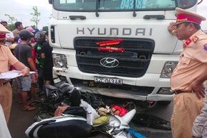 Báo động lái xe vận tải 'chơi' ma túy, Hà Nội yêu cầu tổng kiểm tra