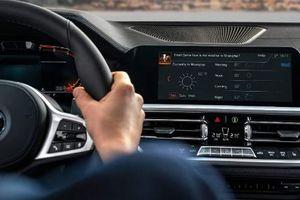BMW - hãng xe sang đầu tiên sử dụng hệ thống trợ lý giọng nói Alibaba