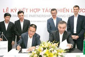 Schneider Electric đồng hành cùng doanh nghiệp Việt trong cách mạng công nghiệp 4.0