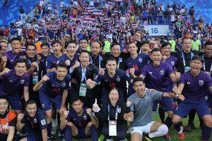 UAE vs Thái Lan: Thái Lan quyết tạo kỳ tích sau 47 năm