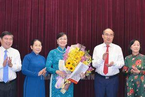 Bà Nguyễn Thị Quyết Tâm nghỉ hưu theo chế độ