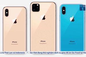 Tiết lộ điểm nâng cấp của bộ ba iPhone mới trong năm 2019