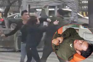 'Cò' taxi đánh gãy răng nhân viên an ninh sân bay Nội Bài: Xác định danh tính tên côn đồ bỏ trốn