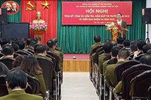 Hà Nội xử lý 8.699 vụ vi phạm về gian lận thương mại