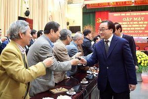 Bí thư Thành ủy Hà Nội: Xây dựng Thủ đô xứng đáng là nơi hội tụ văn hóa, trí tuệ