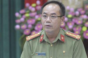 Đại tá Nguyễn Thanh Tùng làm Thủ trưởng Cơ quan CSĐT Công an TP Hà Nội