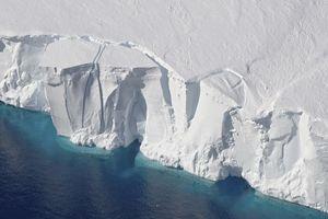 Băng ở Nam cực tan nhanh gấp 6 lần năm 1980