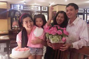 Mai Phương đón sinh nhật bên gia đình sau 5 tháng điều trị ung thư