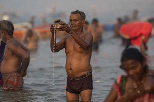 120 triệu người bắt đầu cuộc hành hương lớn nhất thế giới ở Ấn Độ