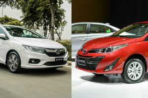 Tôi nên mua Honda City hay Toyota Vios?