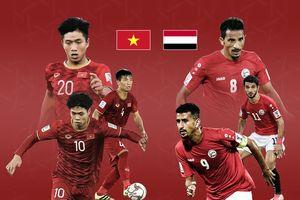 Việt Nam nhỉnh hơn Yemen trong cuộc đua vị trí thứ ba