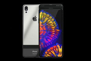 iPhone màn hình trượt sẽ trông như thế nào?