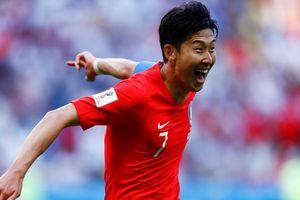 Báo Hàn Quốc lo Son Heung-min dễ bị tuyển Trung Quốc đá thô bạo