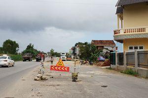 Quảng Ngãi: Cần sớm hoàn thành dự án mở rộng QL1A