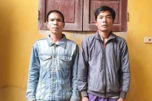 Đưa ma túy từ Nghệ An về Hà Tĩnh 'chơi' thì bị công an bắt quả tang