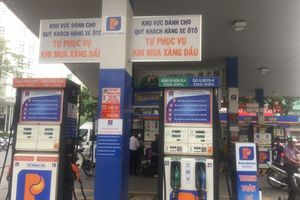 TPHCM triển khai đổ xăng dầu tự động đầu tiên