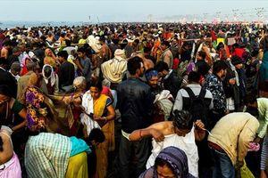 Cuộc hành hương lớn nhất thế giới của 120 triệu người Ấn Độ