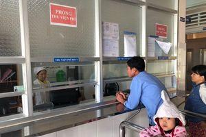 Từ hôm nay, tăng giá dịch vụ y tế với người không có thẻ BHYT