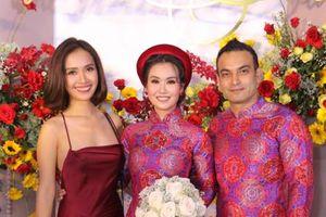 Võ Hạ Trâm bật khóc trong tiệc cưới 'thiên đường' cùng chồng doanh nhân Ấn Độ