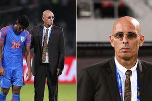 Asian Cup 2019: Bị loại cay đắng, HLV ĐT Ấn Độ từ chức