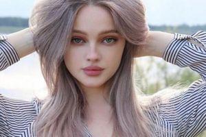 'Môi thái vội được 2 đĩa' nhưng cô gái này vẫn là chuẩn xinh của phụ nữ Nga