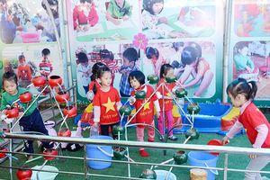Hình thành kỹ năng xã hội cho trẻ mầm non
