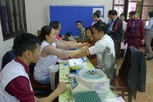 Học viện Chính trị quốc gia Hồ Chí Minh tham gia hiến máu tình nguyện