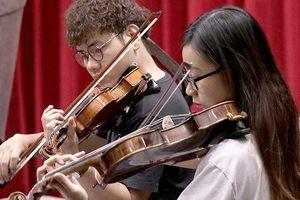 Trẻ hóa nhạc giao hưởng