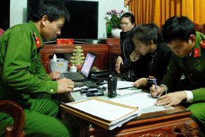 Triệt phá đường dây đánh bạc bằng hình thức ghi lô đề ở Hà Tĩnh