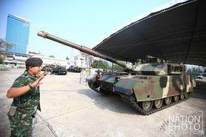 Thái Lan sẽ dùng VT4 thay cho loại xe tăng nào?