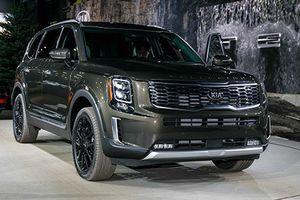 Kia ra mắt SUV cỡ lớn Telluride 2020, 'đối thủ' Ford Explorer