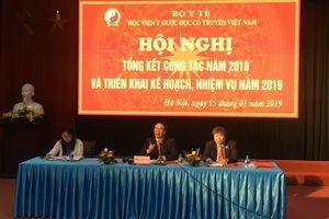 Năm 2019, Học viện Y Dược học cổ truyền Việt Nam tiếp tục đẩy mạnh tự chủ