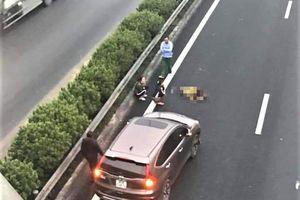 Vụ người đàn ông bị ô tô đâm tử vong trên cao tốc Pháp Vân - Cầu Giẽ: Thói quen bất ngờ của nạn nhân