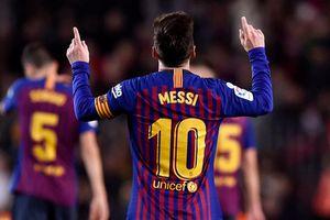 Tranh cãi về bàn thắng thứ 400 của Messi tại La Liga