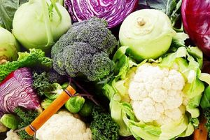 Rau xanh giúp giảm nguy cơ mắc bệnh mãn tính