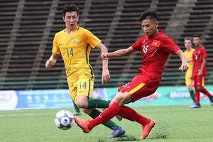 Khởi tranh vòng loại giải bóng đá U.19 quốc gia 2019