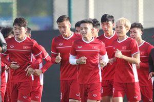 Tiền vệ Hồng Duy: 'Tôi hy vọng sẽ có chiến thắng thuyết phục trước Yemen '