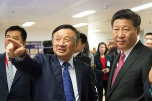 Tỉ phú sáng lập Huawei sẵn sàng thu nhỏ hoạt động công ty nếu Mỹ muốn