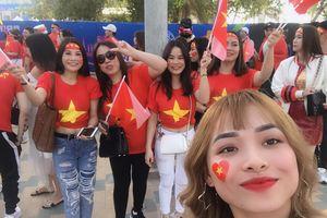Đã chọn ra 247 cổ động viên bay qua UAE cổ vũ đội tuyển Việt Nam