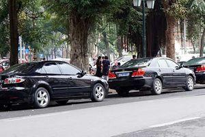 Chủ tịch tỉnh có thể tự nguyện nhận khoán kinh phí đi ô tô
