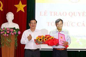 Sở Tư pháp tỉnh Đồng Tháp có Phó Giám đốc mới