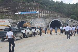 Hầm đèo Cù Mông có thể thông xe trước Tết Nguyên đán