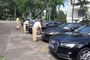 Bộ trưởng, Bí thư tỉnh ủy được sử dụng ôtô giá tối đa 1,1 tỷ đồng