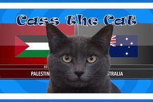 Dự đoán kết quả trận Jordan vs Palestine tại ASIAN CUP 2019 của mèo Cass