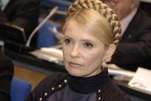 Bà Tymoshenko tuyên bố ông Poroshenko 'không có cửa' chiến thắng trong bầu cử