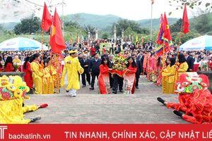 Nhiều hoạt động dịp Lễ hội Hải thượng Lãn Ông Lê Hữu Trác