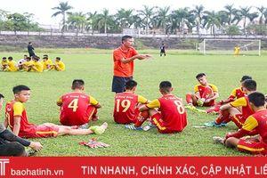 Chiều nay, U19 Hồng Lĩnh Hà Tĩnh gặp U19 Huế trận khai mạc vòng loại U19 quốc gia