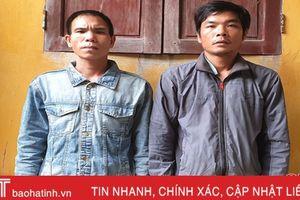 Mua ma túy ở Nghệ An về Hà Tĩnh 'chơi' thì bị bắt